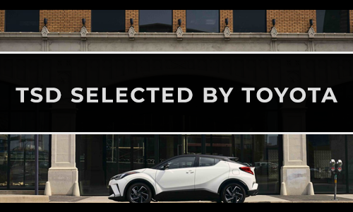 Site TSD Selected By Toyota
